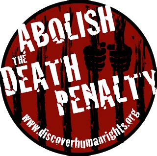 Example essay: The Death Penalty